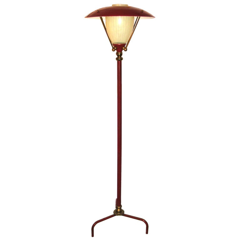 this a french 1940 50 floor lamp is no longer available. Black Bedroom Furniture Sets. Home Design Ideas