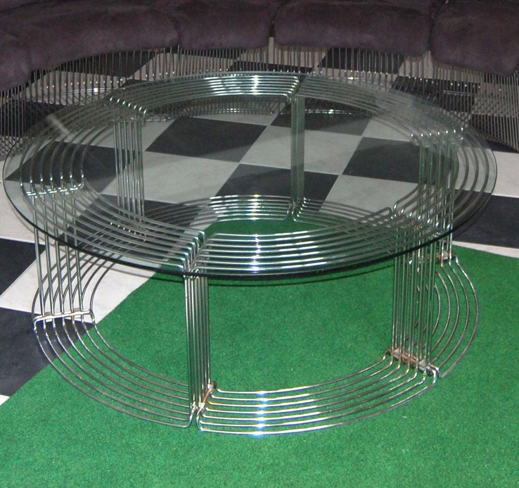 pantonova verner panton chairs and table at 1stdibs. Black Bedroom Furniture Sets. Home Design Ideas