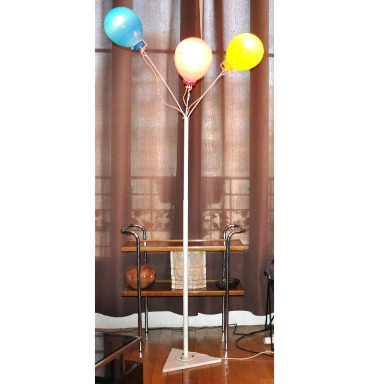 Balloons Floor Lamp At 1stdibs