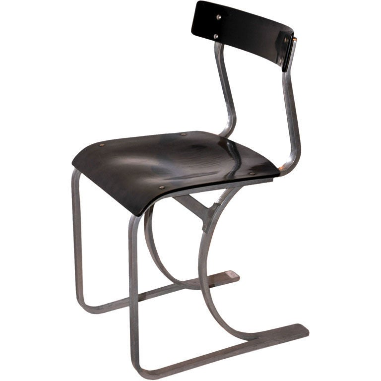 Chair WB 301 By Marcel Breuer At 1stdibs