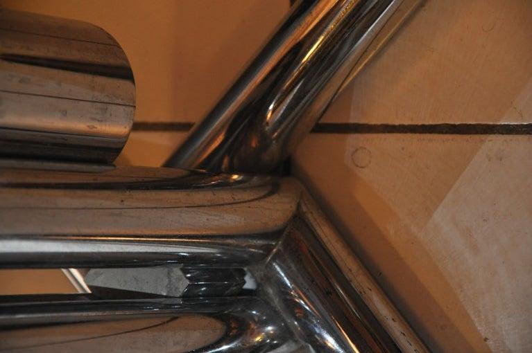 Tetraloggia Floor Lamp By Roberto Gabetti at 1stdibs