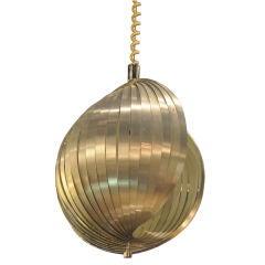 """Celling Lamp """"moon"""" By Verner Panton"""