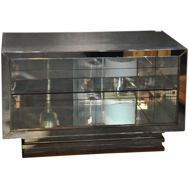1930 dry bar at 1stdibs for Home dry bar furniture