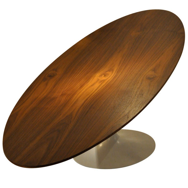 Coffee Table By Saarinen At 1stdibs