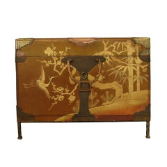 Japanese Lacquer Chest
