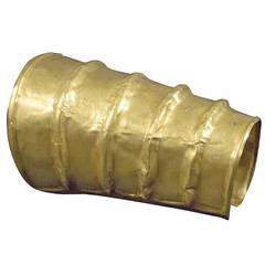 Dian Culture Gold Cuff