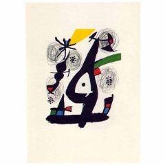 La Melodie Acide, 1980 by Joan Miro