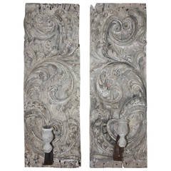 Pair of 18th Century French Sconces