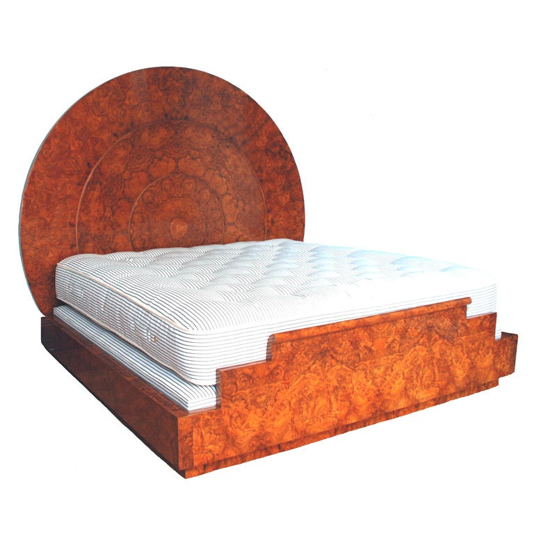 Deco Bed At 1stdibs