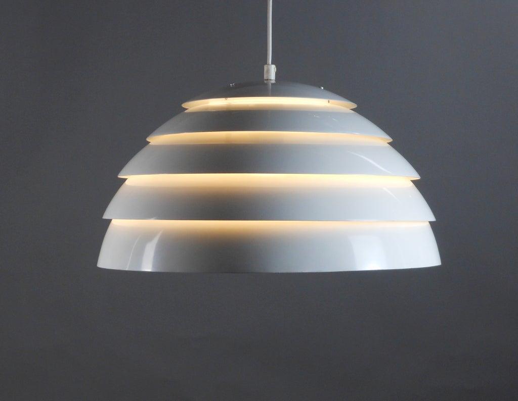 swedish mid century hanging lamp by hans agne jakobsson for sale at. Black Bedroom Furniture Sets. Home Design Ideas