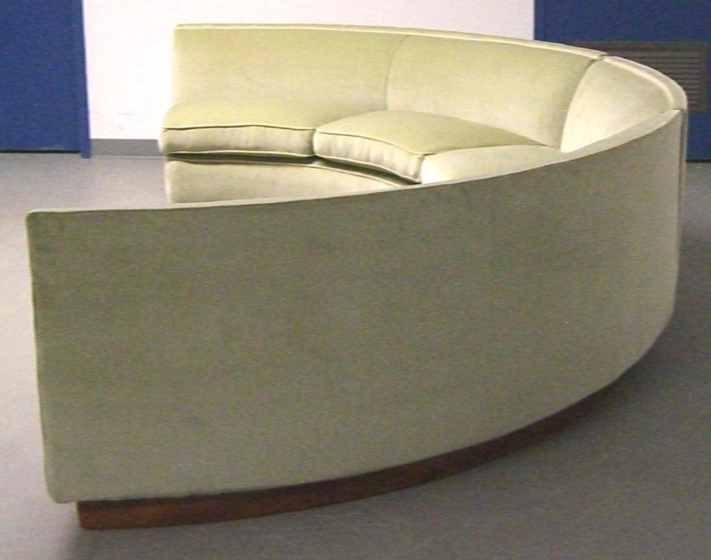 1950's Custom Designed Edward Wormley Sectional Sofa image 3
