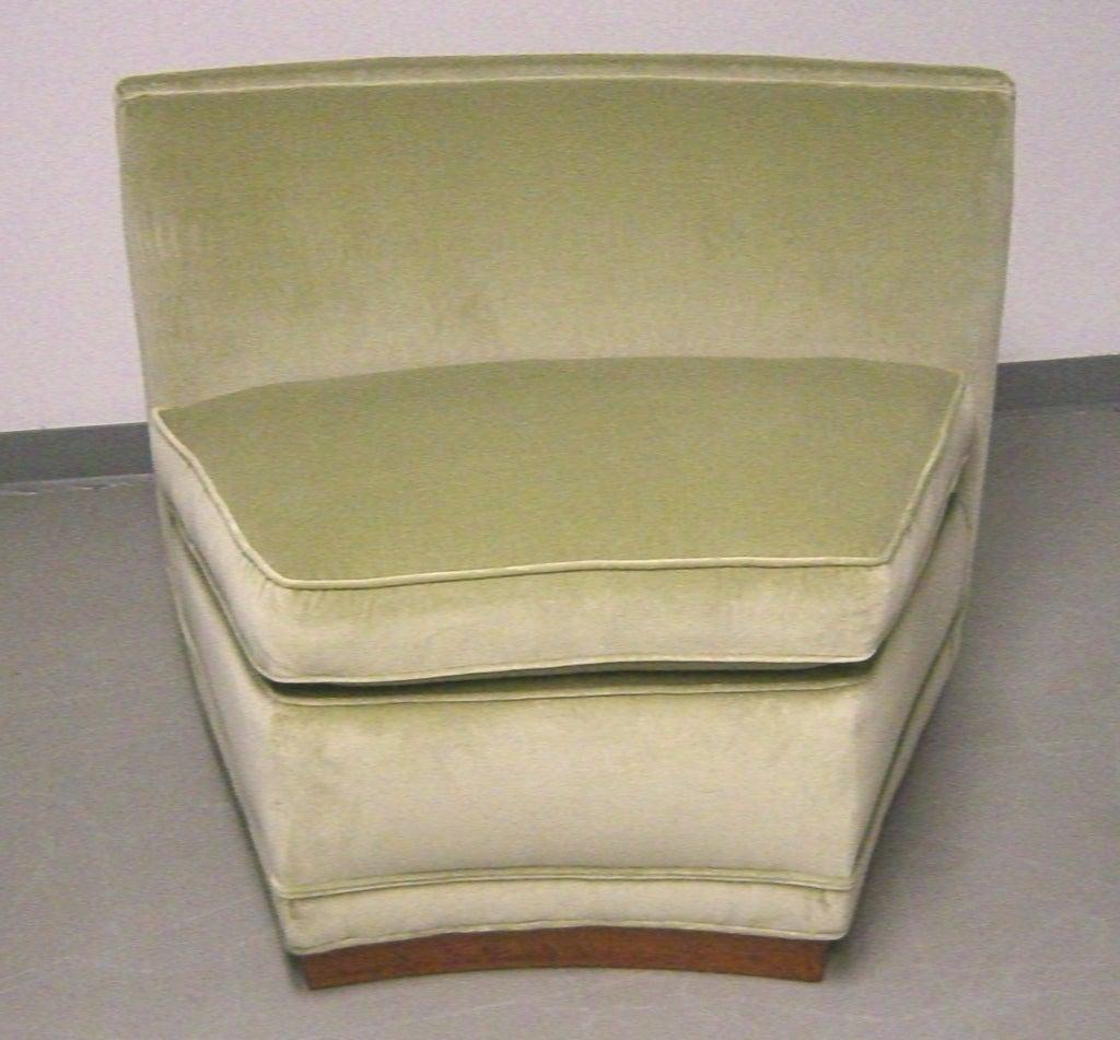 1950's Custom Designed Edward Wormley Sectional Sofa image 5