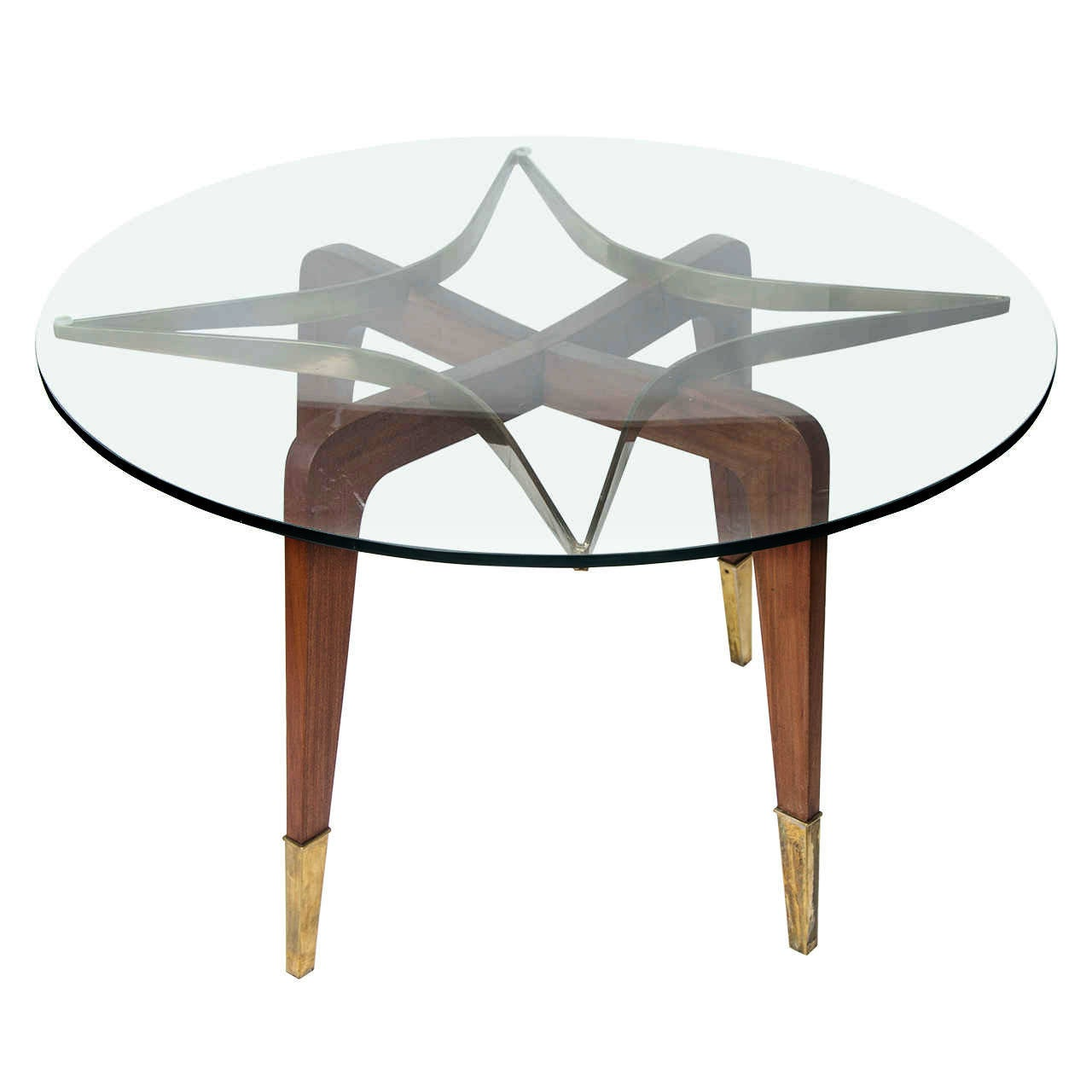 1950s Italian Coffee Table by Paolo Buffa at 1stdibs