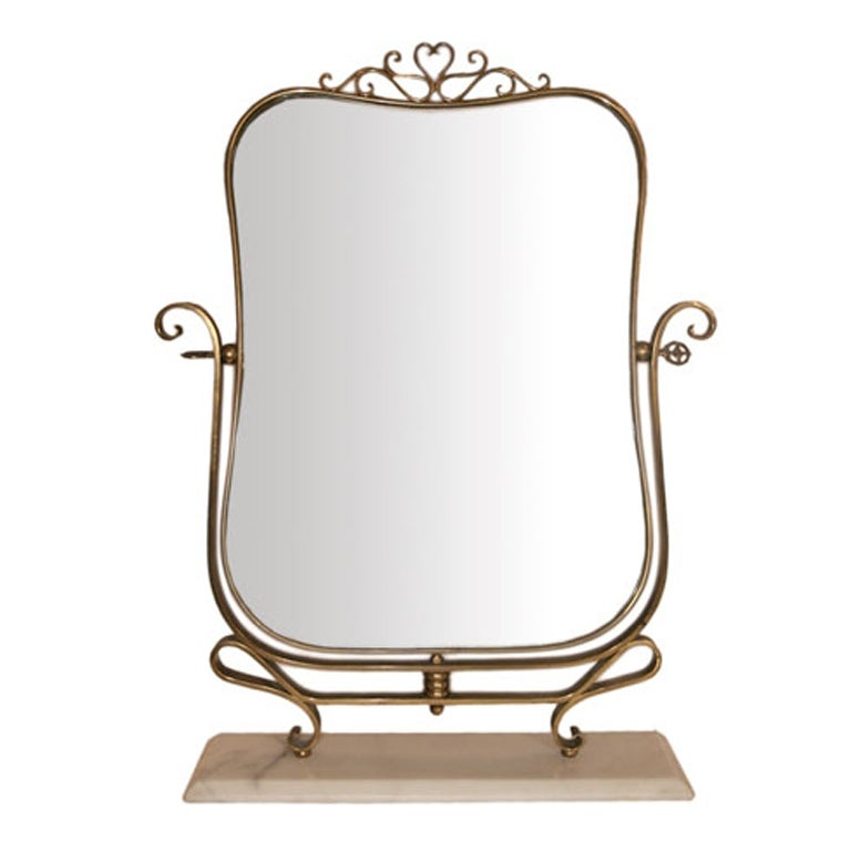 Dressing table mirror at 1stdibs