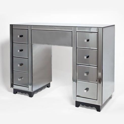 venice dressing table bureau at 1stdibs. Black Bedroom Furniture Sets. Home Design Ideas