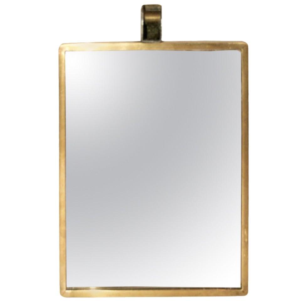 1950s Italian Table Mirror