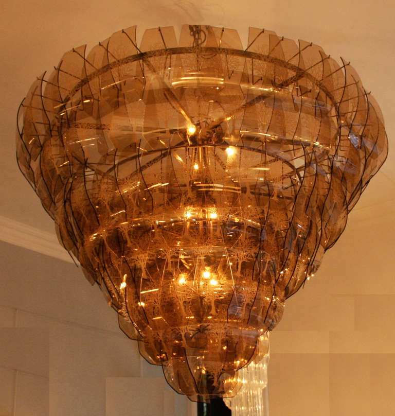 Tree Of Life Chandelier At 1stdibs