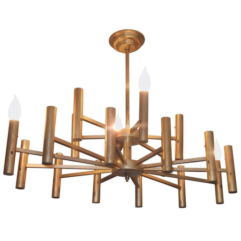 Modern chandelier For Sale
