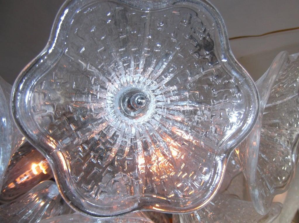 elegant starburst chandelier at 1stdibs. Black Bedroom Furniture Sets. Home Design Ideas