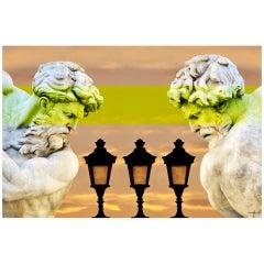 Profeti Alla Piazza Navone by Hv