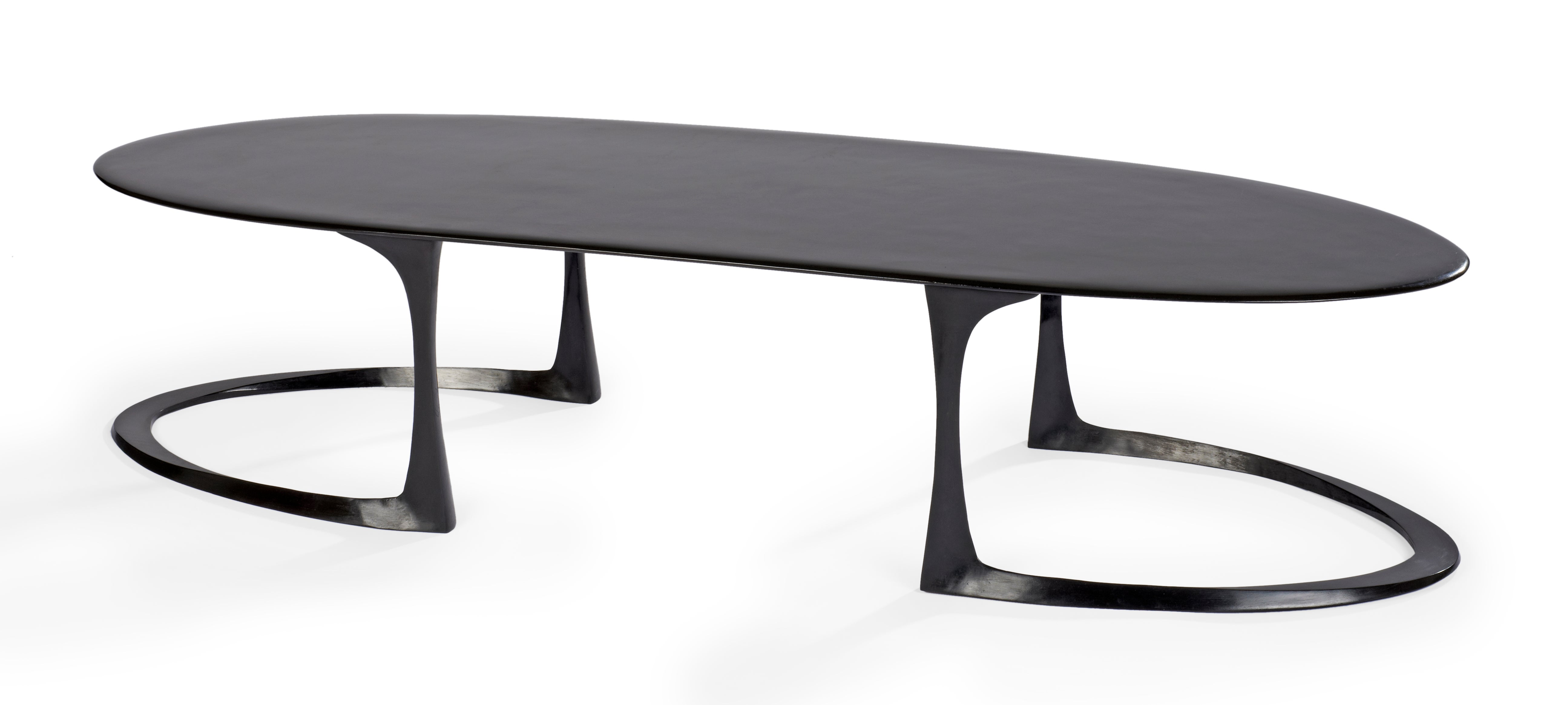 Bronze Coffee Table by Anasthasia Millot