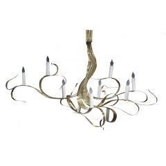 Fiori, A chandelier  by Jacques Jarrige