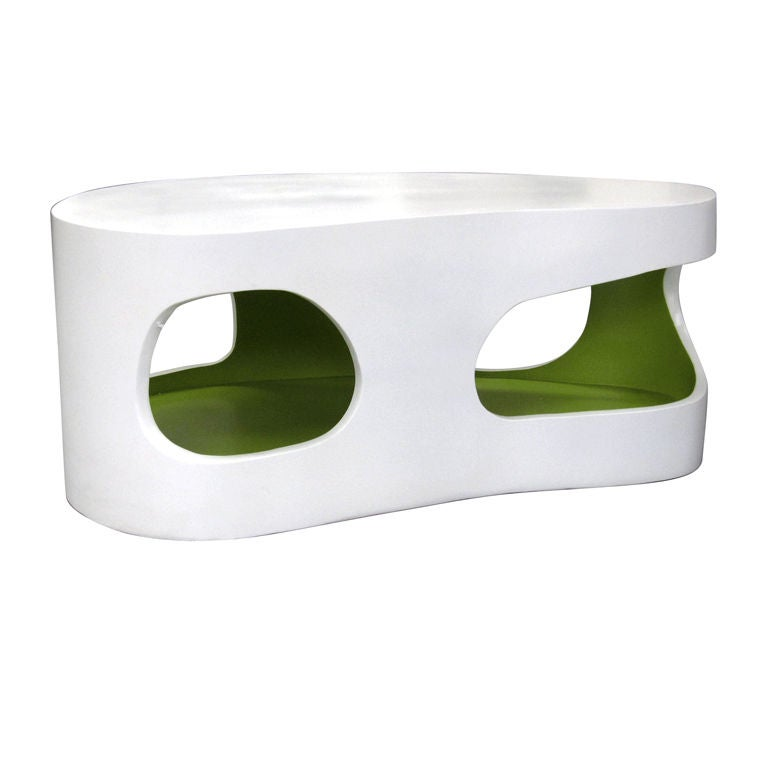 Jacques Jarrige Cloud coffee table, 2010, offered by Valerie Goodman Gallery