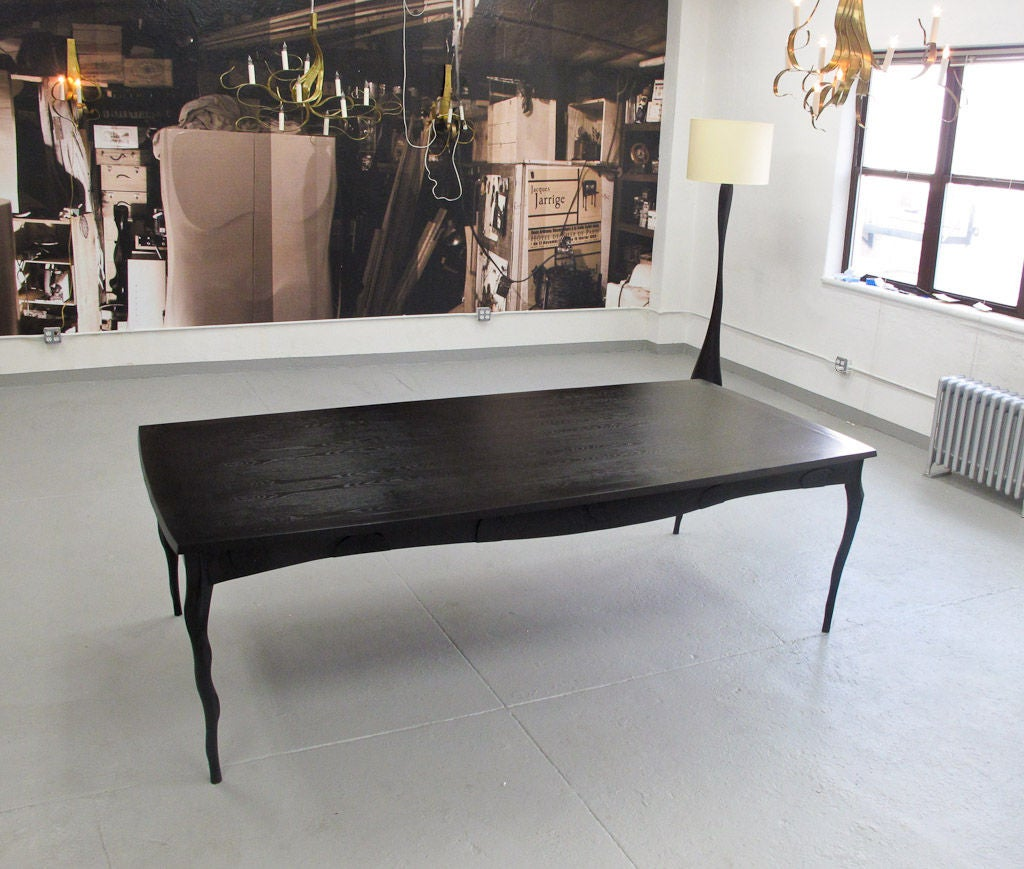 Torquemada dining table by jacques jarrige 2011 for sale for 12 person dining table for sale