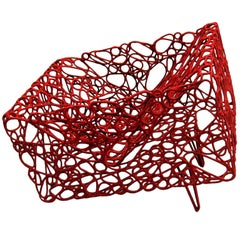 Handwoven Artist Chair by Cheik Diallo