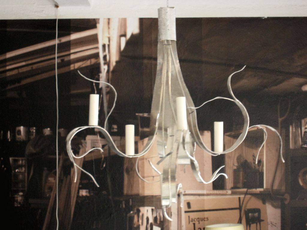 Chandelier by Jacques Jarrige ©1998 For Sale 2