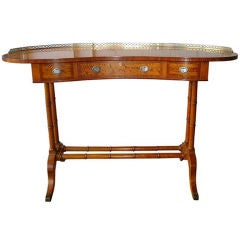 Louis Philippe Writing Desk / Desk