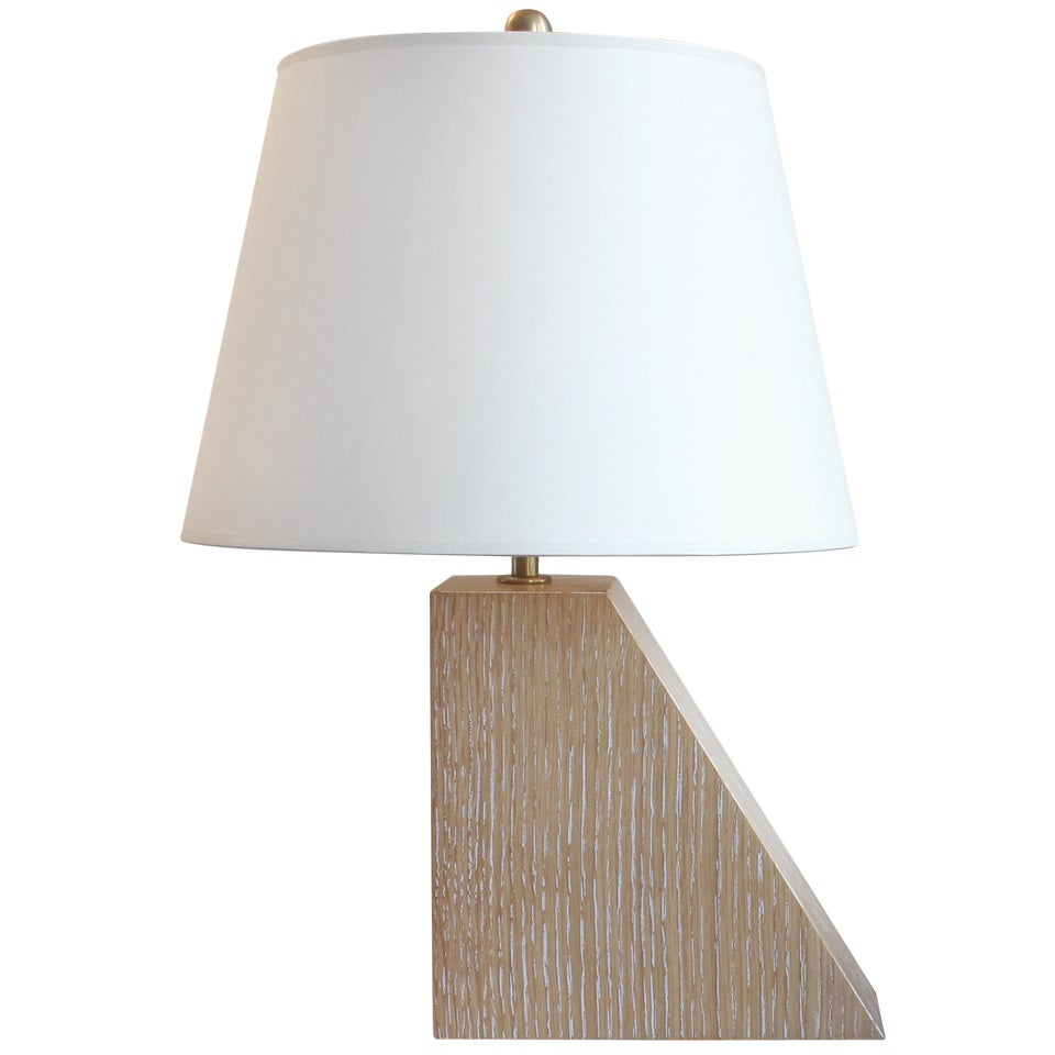 Pair of Alexandre Table Lamps by Kimille Taylor