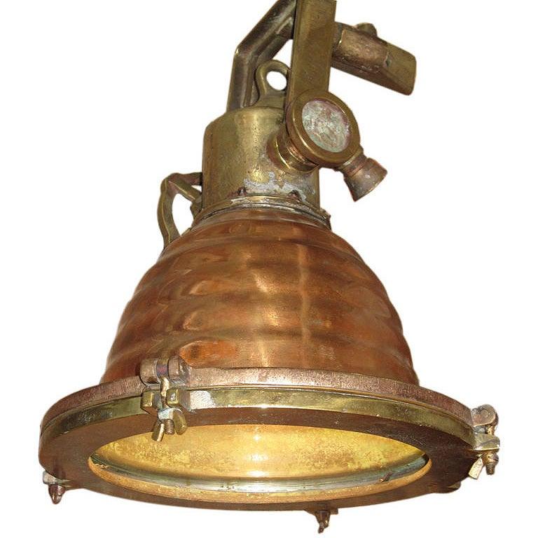 Genuine Marine Ceiling Lights For Sale