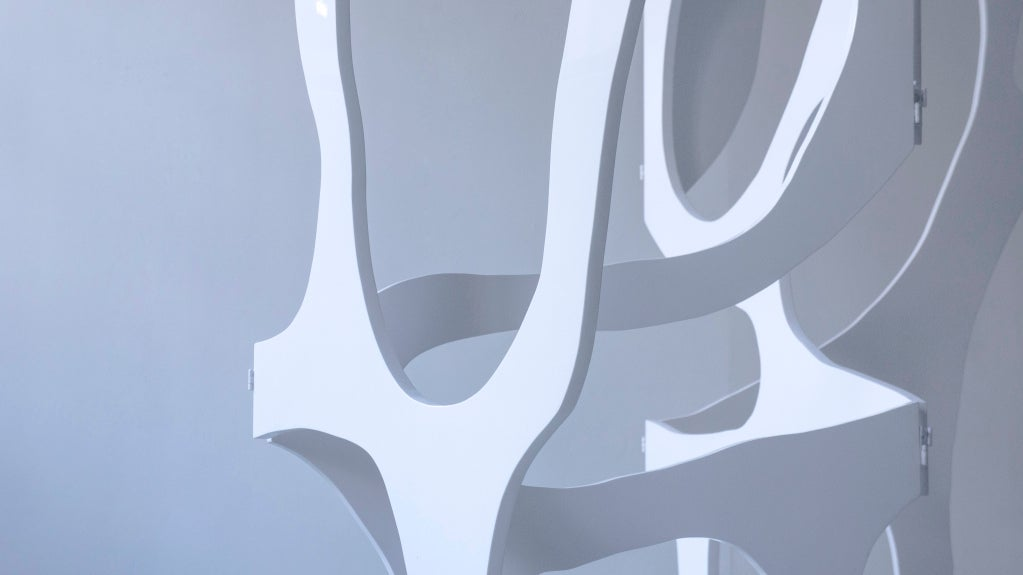 Sculpture-Screen in Lacquer by Jacques Jarrige ©2012 For Sale 1