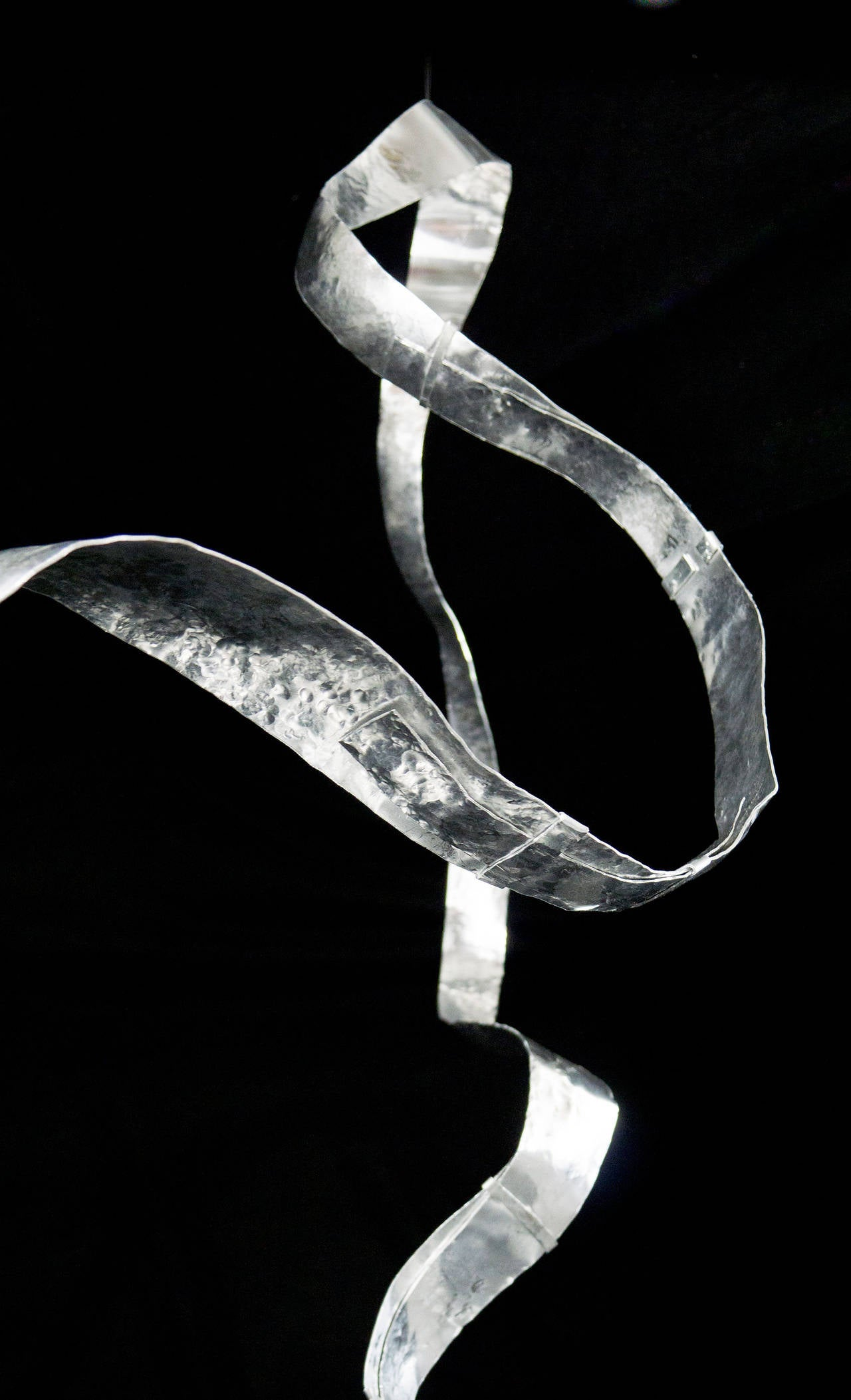 Hammered Kinetic Sculptures by Jacques Jarrige, 2015 For Sale