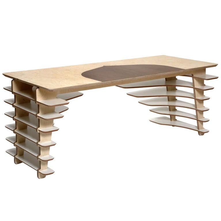 SOW Desk by Adrien de Melo