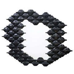 Ceramic Tiled Mirror