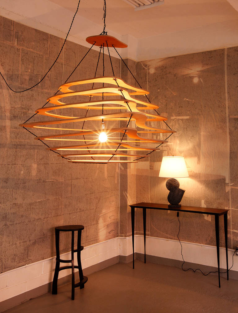 French Chandelier by Jacques Jarrige ©2014 For Sale