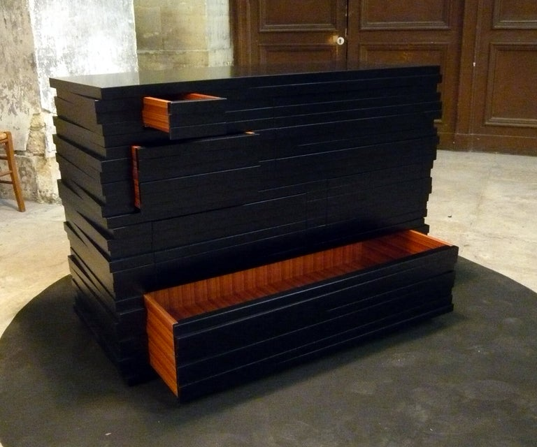 Constructivist Chest of Drawers by Damien Hamon image 10