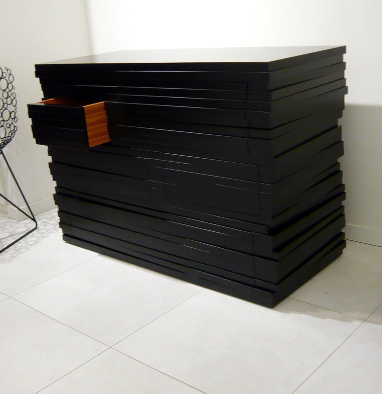 Constructivist Chest of Drawers by Damien Hamon image 2