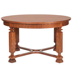 Swedish Grace Dining Table by Otto Schulz