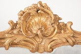 Fine French Louis XV Gilt Wood Mirror image 3