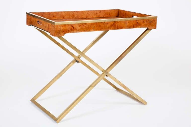 American Modern Folding Tray Table 3