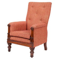 English William IV Armchair