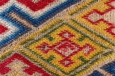 Diamond Pattern Bargello Embroidery image 3