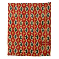Ikat Wall Hanging