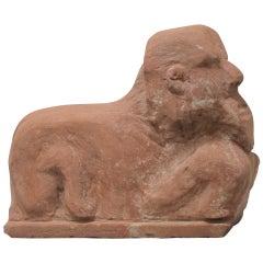 Sandstone Sphinx by Ralph Lanning