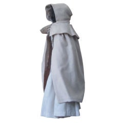 Shaker Doll's Dress And Cloak