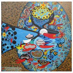 Ionel Talpazan Artist Visionary Art and Universe