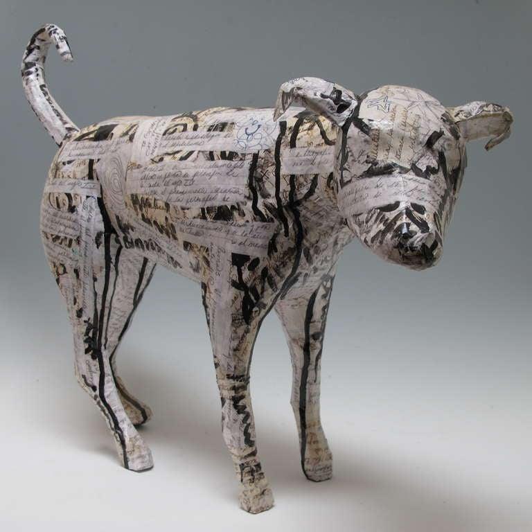 Contemporary Dog Sculpture 9